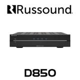 Russound D850 8-Channel 4 Zones 50W Digital Amplifier