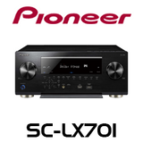 Pioneer SC-LX701 9.2-Channel 4K Ultra HD HDR Class-D AV Receiver