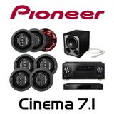 Pioneer SC-LX701 Cinema 7.1 In-Ceiling Kit
