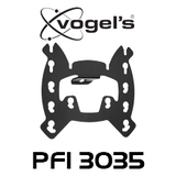 "Vogels PFI3035 Flat Display Interface For 23-42"" TVs"