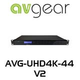 AVGear AVG-UHD4k-44 V2 4K Ultra HD 4x4 HDMI 2.0 Matrix Switcher
