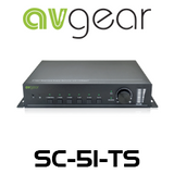 AVGear AVG-SC-51-TS 5-Input Mini Scaler With HDBaseT Output