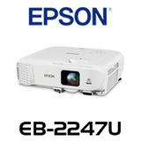 Epson EB-2247U 4200 Lumen WUXGA Corporate Portable Multimedia LCD Projector