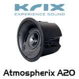 "Krix Atmospherix A20 5"" In-Ceiling Speaker (Each)"