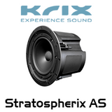 "Krix Stratospherix AS 8"" In-Ceiling Speaker (Each)"