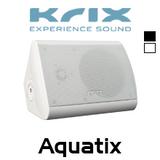 """Krix Aquatix 5"""" Weather Resistant Outdoor Speakers (Pair)"""