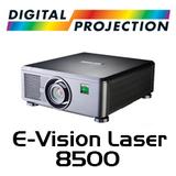 Digital Projection E-Vision Laser 8500 WUXGA 3D HDBaseT 1-Chip DLP Projector
