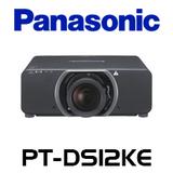 Panasonic PT-DS12KE SXGA+ 12,000 Lumen Dual Lamp 3-Chip DLP Projector