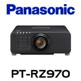 Panasonic PT-RZ970BE WUXGA 9400 Lumens Digital Link Laser 1-Chip DLP Projector