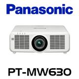 Panasonic PT-MW630 WXGA 6500 Lumens Digital Link Laser 3LCD Projector