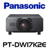 Panasonic PT-DW17K2E WXGA 17000 Lumen Quad Lamp 3-Chip DLP Projector