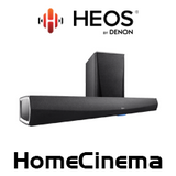 Denon HEOS HomeCinema Soundbar With Wireless Subwoofer
