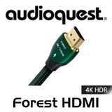 AudioQuest Forest 4K UHD HDR HDMI Lead (10, 12.5, 15m)