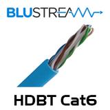 BluStream HDBTCat6 Cat 6 HDBaseT Certified 305M Cable Box