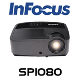 InFocus ScreenPlay SP1080 Full HD 3D Home Entertainment Projector