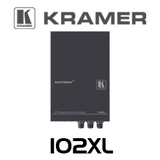 Kramer 102XL 2-Channel Balanced Mono Audio Mixer