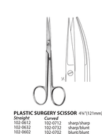 Plastic Surgery Scissors