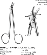 Wire Cutting Scissor