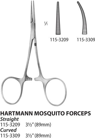 Hartmann Mosquito Forceps
