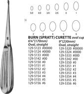 Burn (Spratt) Curette