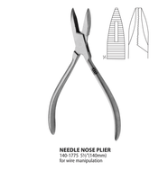Needle Nose Surgical Plier