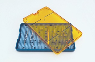 SteriBest surgical instrument tray - Medium