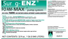 CST406 Surg-Enz Foam Max