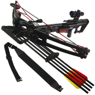 Anglo Arms Legend Crossbow Set 175lb in Black