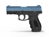 Retay X1- Blank Starting Pistol in Blue (9mm)