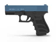 Retay G19C - Blank Starting Pistol in Blue (9mm)