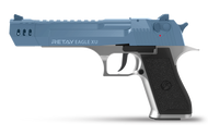 Retay Desert Eagle XU - Blank Starting Pistol in Chrome & Blue (9mm)