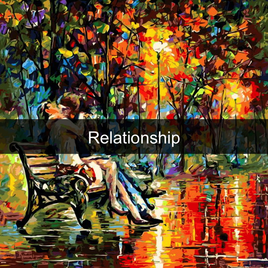 Paint by Numbers Kits - Relationship