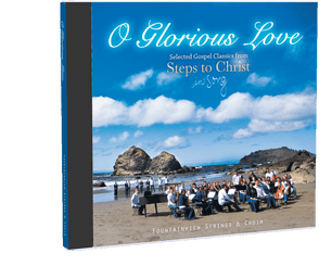 O Glorious Love CD
