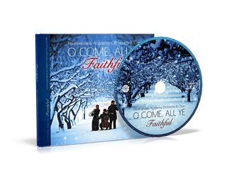 O Come All Ye Faithful CD