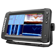 Lowrance Elite 9 Ti Touch TotalScan Combo