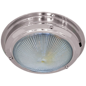 Dome Light Stainless Steel 110mm Led