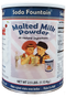 2.5 lb Malted Milk Canister