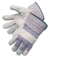 Work Gloves / leather 12ct pack XL