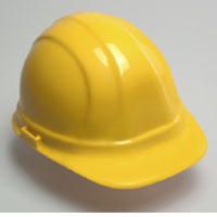 Omega II Hard Hat - Ratchet Suspension