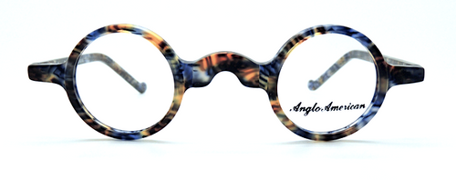 Anglo American Groucho ABSH Small Round Eyewear At The Old Glasses Shop Ltd