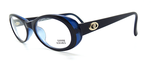 Gianni Versace V23 Oval Style Vintage Eyewear At The Old Glasses Shop