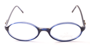 Vintage blue two tone glasses by Winchester.