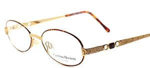 Carolina Herrera 723 605 Vintage Oval Eyewear At The Old Glasses Shop Ltd