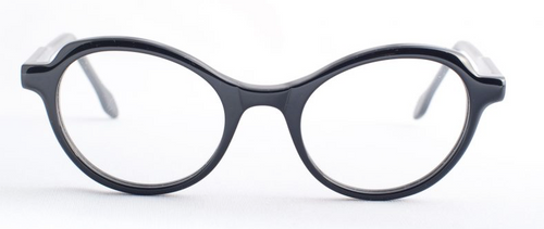 Preciosa 782 Rounded Cateye Shaped Glasses At www.theoldglassesshop.co.uk