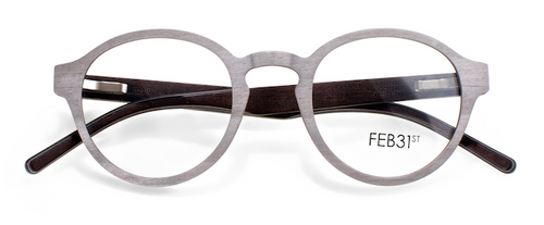 FEB31st Livingstone Wooden Hand Made Glasses Frames from www.theoldglassesshop.co.uk