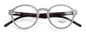 FEB31st Livingstone Wooden Hand Made Glasses Frames from www.theoldglassesshop.co.uk