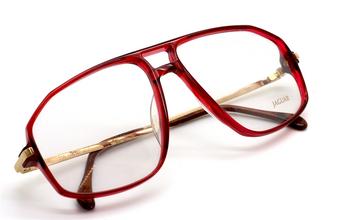 Jaguar 281 Aviator Acrylic Eyewear At The Old Glasses Shop