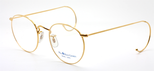 Ralph Lauren Polo Classic X Panto Shaped Gold Eyewear At The Old Glasses Shop
