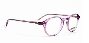 AA 406 TR21 Translucent Purple Acrylic Vintage Style Glasses Frames At www.theoldglassesshop.co.uk
