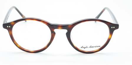 Vintage Style Anglo American 406 Glasses Frames At The Old Glasses Shop